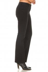 Liu Jo Denim |  Stretch bootcut jeans Iya | black  | Picture 7