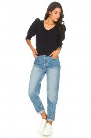 Liu Jo Denim    Straight leg jeans Janna   blue    Picture 3