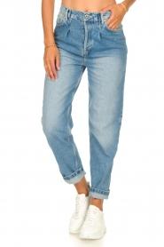 Liu Jo Denim    Straight leg jeans Janna   blue    Picture 5