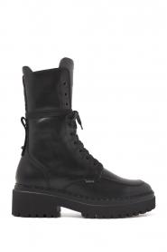 Nubikk |  Biker boots Fae Aubine | black  | Picture 1