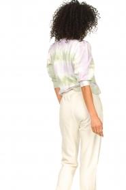 Set |  Cotton Tie dye sweatshirt Romy | multi  | Picture 7