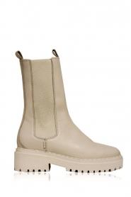 Nubikk |  Chelsea boots Fae Adams | white  | Picture 1
