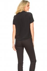 Set |  Shirt blouse Izzy | black  | Picture 7