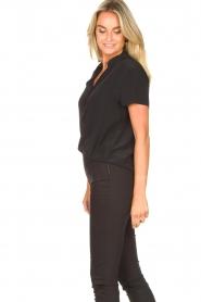 Set |  Shirt blouse Izzy | black  | Picture 6