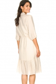 Set |  Midi dress with crepe effect Rosa | natural  | Picture 7