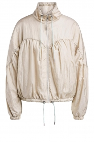 Set    Coat with drawstring Roxy   beige     Picture 1