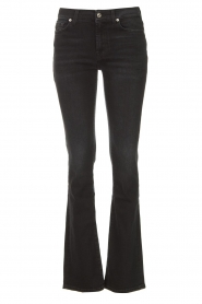 7 For All Mankind |  Bootcut jeans Soho | black  | Picture 1