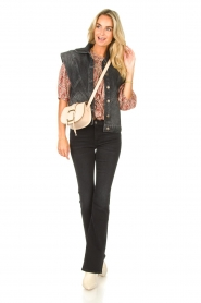 7 For All Mankind |  Bootcut jeans Soho | black  | Picture 3