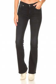 7 For All Mankind |  Bootcut jeans Soho | black  | Picture 4