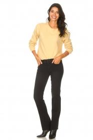 Blaumax |  Soft sweater Ash | yellow  | Picture 3
