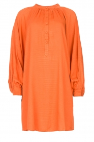 Genesis |  Tunic dress Sofia | orange  | Picture 1