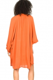 Genesis |  Tunic dress Sofia | orange  | Picture 6
