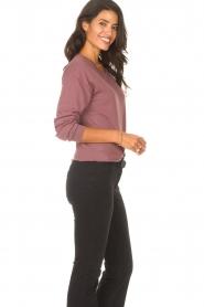 Blaumax |  Soft sweater Ash | purple  | Picture 6