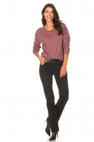 Blaumax |  Soft sweater Ash | purple  | Picture 3