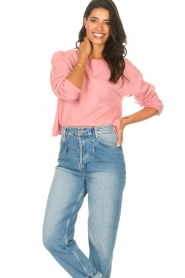 Blaumax    Soft sweater Ash   pink    Picture 4