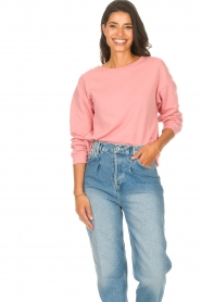 Blaumax    Soft sweater Ash   pink    Picture 2
