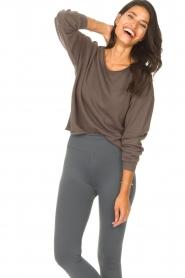 Blaumax |  Soft sweater Ash | grey  | Picture 2