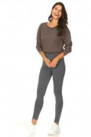 Blaumax |  Soft sweater Ash | grey  | Picture 3
