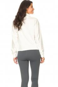 Blaumax |  Basic sweater Ash | white  | Picture 7