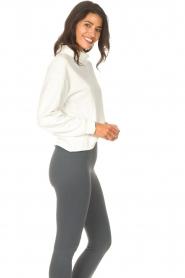 Blaumax |  Basic sweater Ash | white  | Picture 5