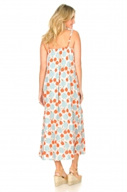 Genesis |  Maxi dress with floral print Melia | natural  | Picture 6