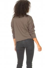 Blaumax |  Basic sweater Ash | grey  | Picture 6