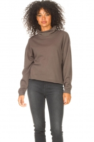 Blaumax |  Basic sweater Ash | grey  | Picture 2