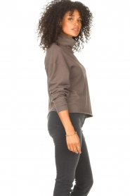 Blaumax |  Basic sweater Ash | grey  | Picture 5