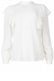 Dante 6    Blouse with ruffles Moonchild   natural    Picture 1