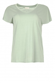 JC Sophie |  Modal T-shirt Goldy | green  | Picture 1