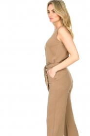 JC Sophie |  Sleeveless top Gwendoline | brown  | Picture 5