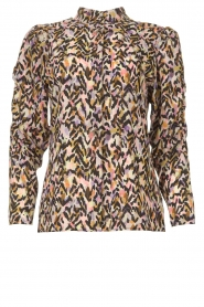 Dante 6 |  Blouse with print Rayur | multi  | Picture 1