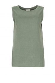 JC Sophie |  Sleeveless top Gwendoline | green  | Picture 1
