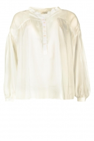 JC Sophie |  Tencel blouse Gemma | white  | Picture 1