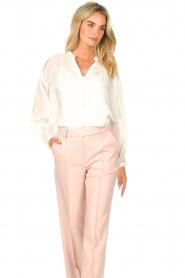 JC Sophie |  Tencel blouse Gemma | white  | Picture 5