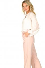 JC Sophie |  Tencel blouse Gemma | white  | Picture 6