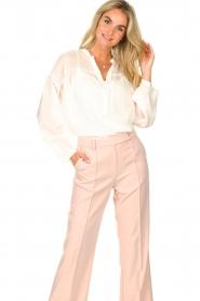 JC Sophie |  Tencel blouse Gemma | white  | Picture 4