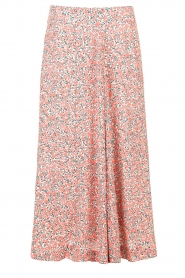 JC Sophie |  Floral maxi skirt Gianna | pink  | Picture 1