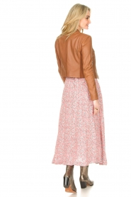 JC Sophie |  Floral maxi skirt Gianna | pink  | Picture 7