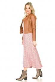 JC Sophie |  Floral maxi skirt Gianna | pink  | Picture 6