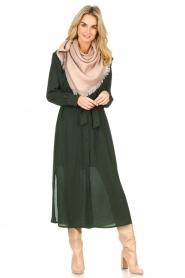 Dante 6    Maxi dress with small side split Jones  green     Picture 3