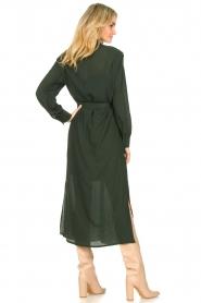 Dante 6    Maxi dress with small side split Jones  green     Picture 6