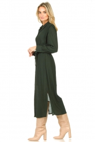 Dante 6    Maxi dress with small side split Jones  green     Picture 5
