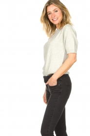 JC Sophie |  Cotton sweater Ginny | grey  | Picture 5