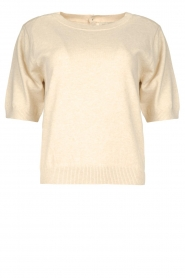 JC Sophie |  Cotton sweater Ginny | natural  | Picture 1