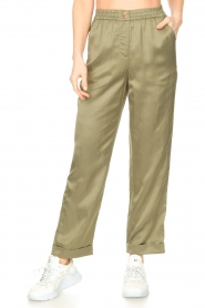 JC Sophie |  Tencel pants Greta | green  | Picture 5