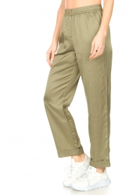 JC Sophie |  Tencel pants Greta | green  | Picture 7
