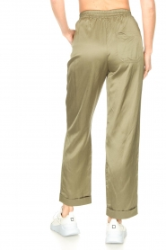 JC Sophie |  Tencel pants Greta | green  | Picture 8
