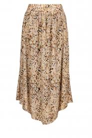 Dante 6 |  Midi skirt with lurex Turi | natural  | Picture 1