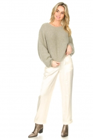 JC Sophie :  Tencel pants Greta | natural - img2